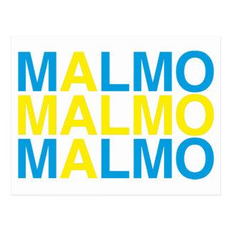 POSTAL MALMO!