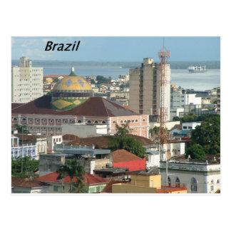 Postal MANAUS--EL BRASIL--Angie.JPG