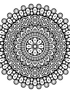 Postales Mandala Hermosa Tarjetas Postales Zazzlees