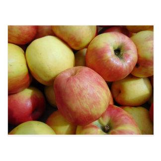 Postal Manzanas