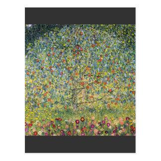 Postal Manzano De Gustavo Klimt
