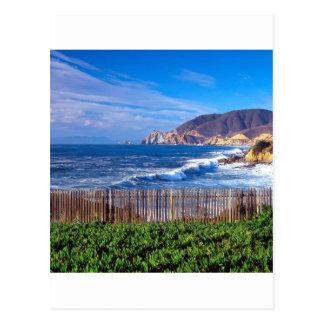 Postal Mar Half Moon Bay California