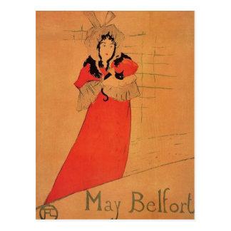 Postal Maria Belfort