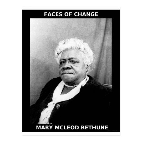 Postal Maria McLeod Bethune