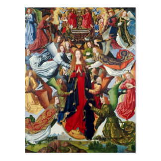 Postal Maria, reina del cielo, C. 1485 - 1500