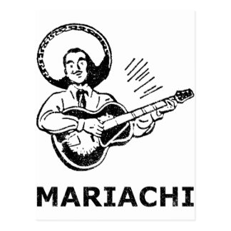 Postal Mariachi