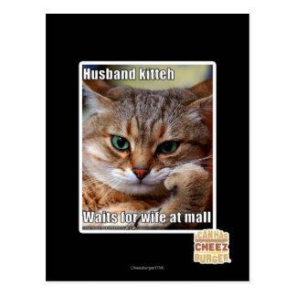 Postal Marido Kitteh