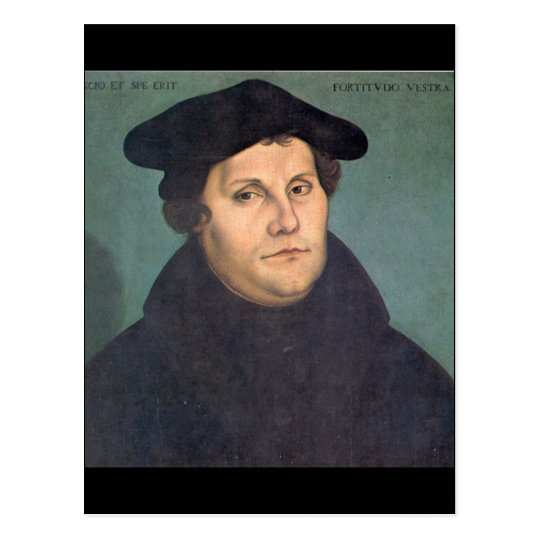 Postal Martin Luther