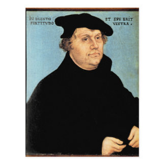 Postal Martin Luther, c.1532