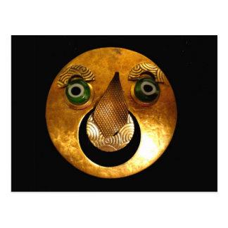 Postal Máscara de Sun