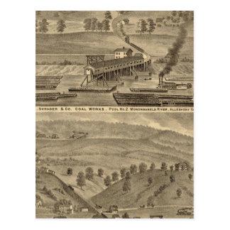 Postal McKeesport el condado de Allegheny, Pennsylvania