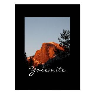 Postal Media bóveda de Yosemite