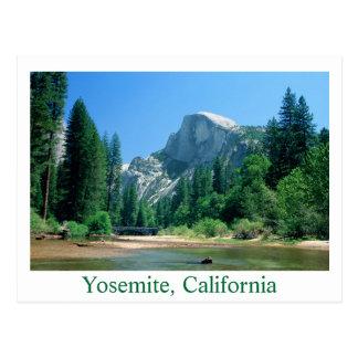 Postal Media copia de la bóveda 20x30, Yosemite,