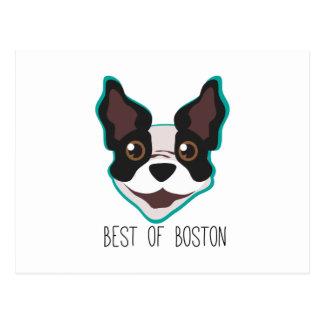 Postal Mejor de Boston