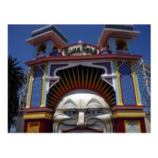 Postal melb de Luna Park
