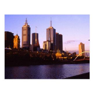 Postal Melbourne - Australia