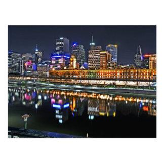 Postal Melbourne en HDR 1
