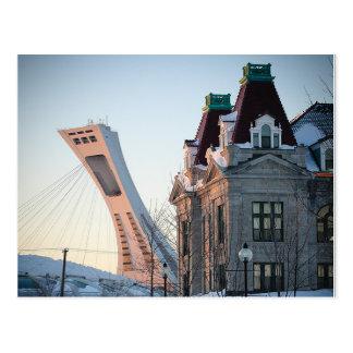 Postal Mercado Maisonneuve y Fase Olímpica