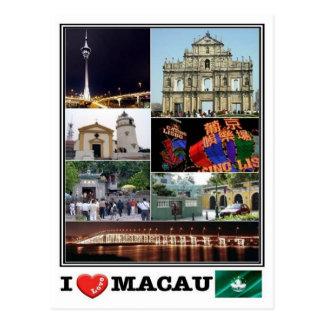 Postal MES Macao -
