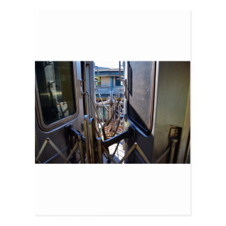 Postal Metro de New York City