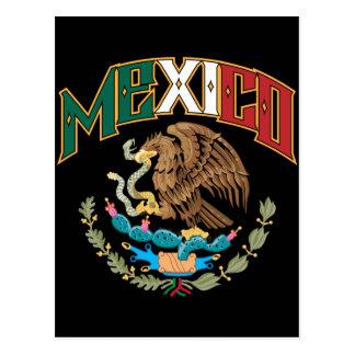 Postal México grande e intrépido