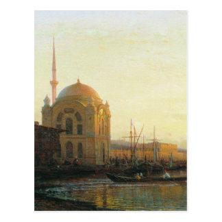 Postal Mezquita en Estambul de Alexey Bogolyubov