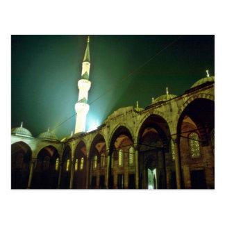 Postal Mezquita, Estambul