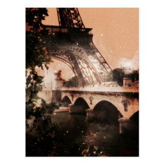 Postal Mi París
