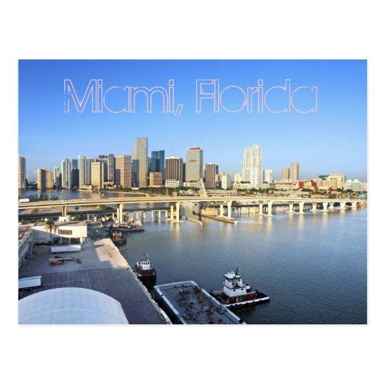Postal Miami, entrada internacional al mundo