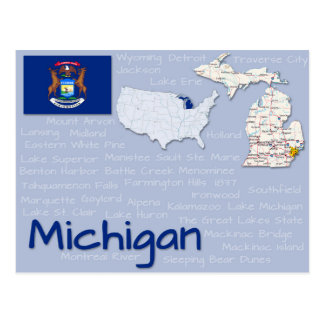"Postal ""Michigan """