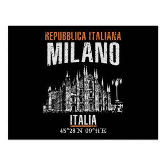 Postal Milano