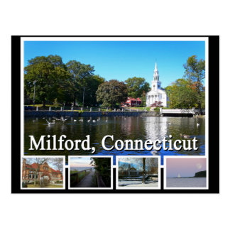Postal Milford Connecticut Multiview