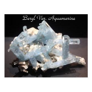 Postal Minerales y gemas # 152