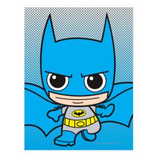 Postal Mini funcionamiento de Batman
