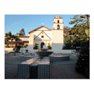 Postal Misión de Ventura de la alameda a través del St.