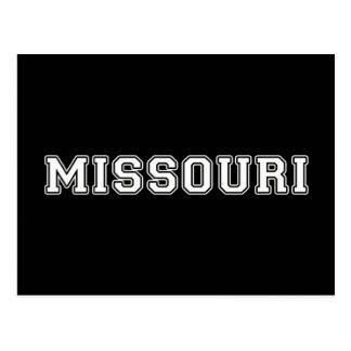 Postal Missouri