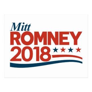 Postal Mitt Romney 2018