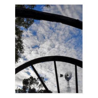 POSTAL MOLINO DE VIENTO QUEENSLAND AUSTRALIA