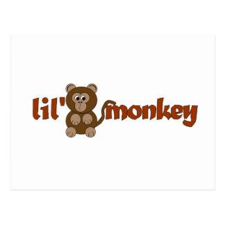 Postal Mono de Lil