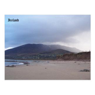 Postal Montañas de Caherconree - de Knockglass, Kerry,