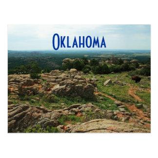 Postal Montañas de Wichita, Oklahoma