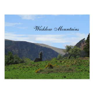 Postal Montañas de Wicklow, Irlanda