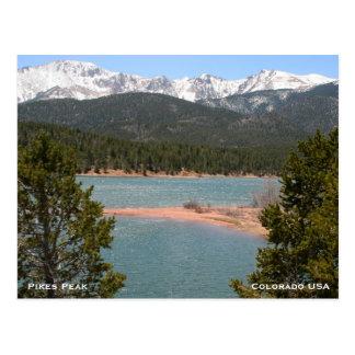 Postal Montañas en Colorado