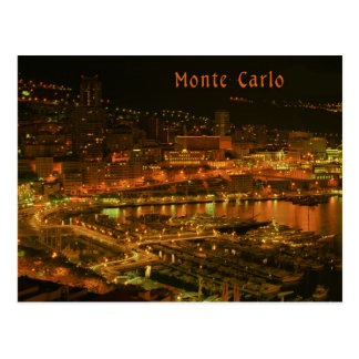 Postal Monte Carlo