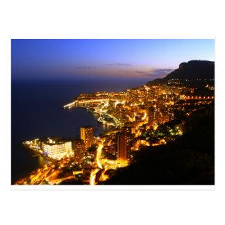 Postal Monte Carlo, Mónaco