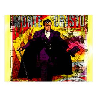 Postal Monte Cristo
