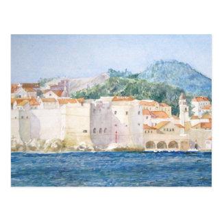 Postal Montenegro Budva