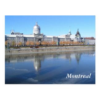 Postal Montreal