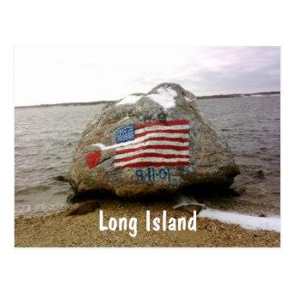 Postal Monumento 3 de Long Island