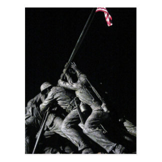 Postal Monumento de Iwo Jima